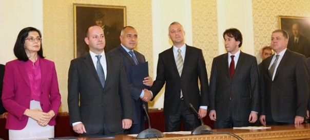 Reformist Bloc remains part of Bulgarian government, Kanev's DSB in opposition
