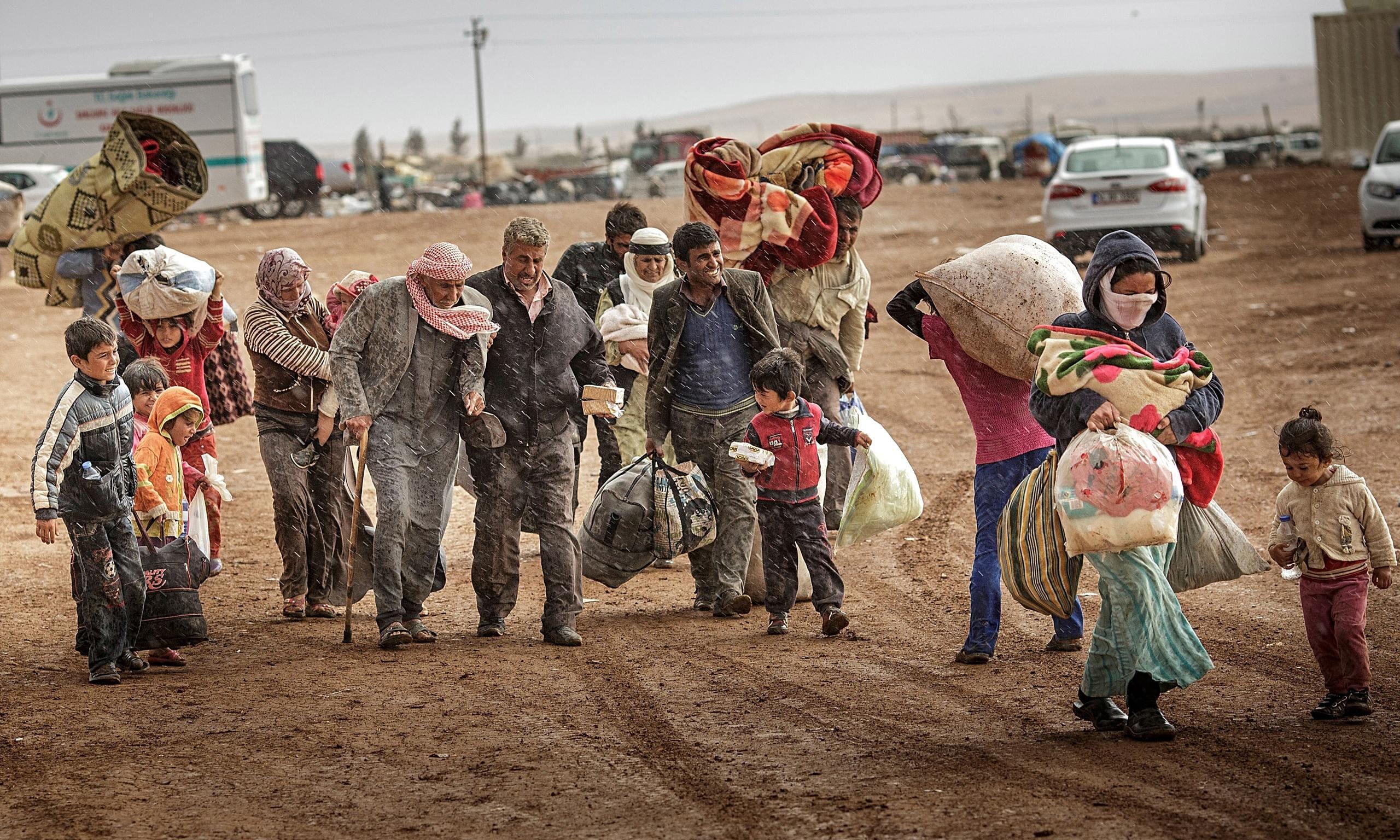Refugees and perhaps USA bring Turkey and Serbia closer to EU