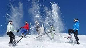 New ski slope in Romanian mountains