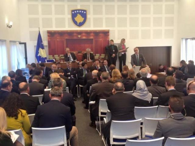 Parliament in Kosovo approves the 2016 budget