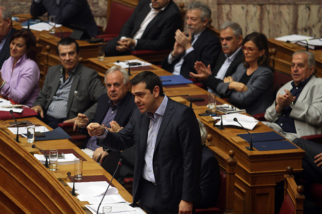 Greek government hoping compromise will unlock debt relief