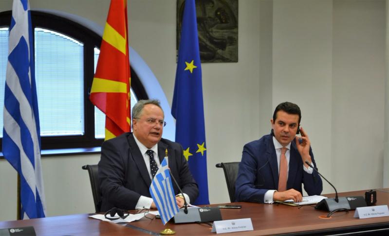 Poposki to visit Greece on Thursday: Athens unfolding its plan