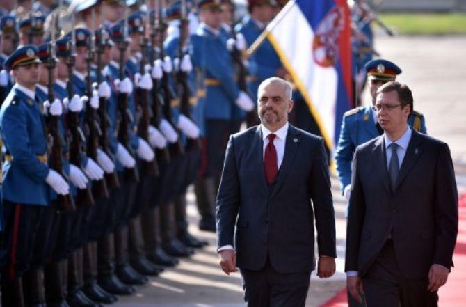 Albania and Serbia: The recent hurdle-run towards normalization