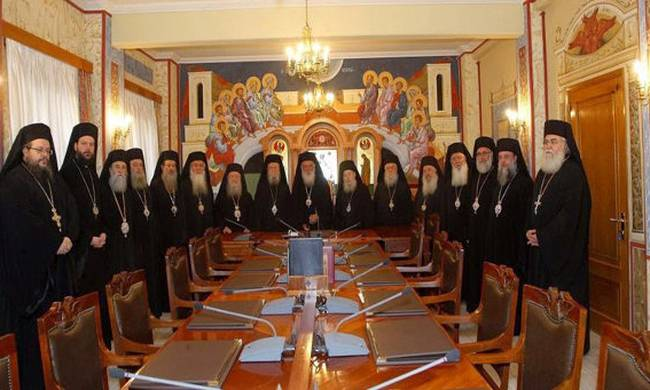 Holy Synod: Cohabitation Agreement is an aberrance