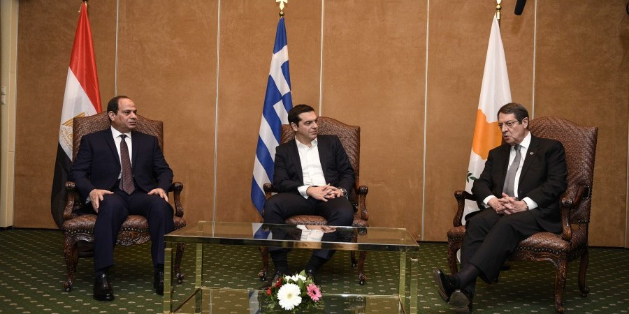 Greece, Egypt and Cyprus establish a standing Joint Committee of Cooperation