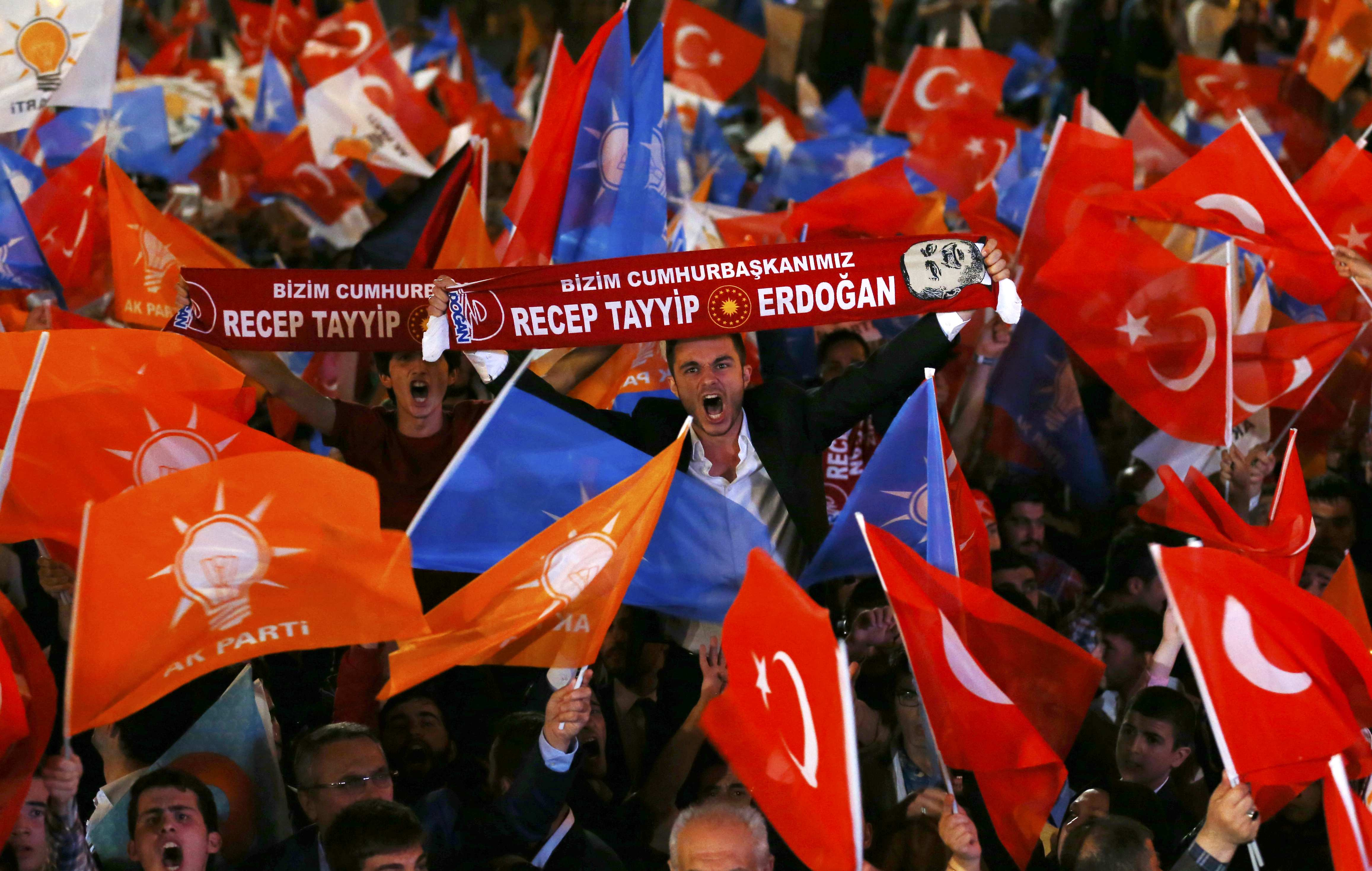 Turkey elections the focus of discussion in Nicosia