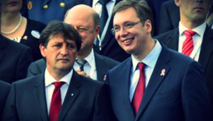 Vucic sacks defence minister