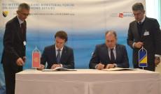 BiH cooperation with Montenegro