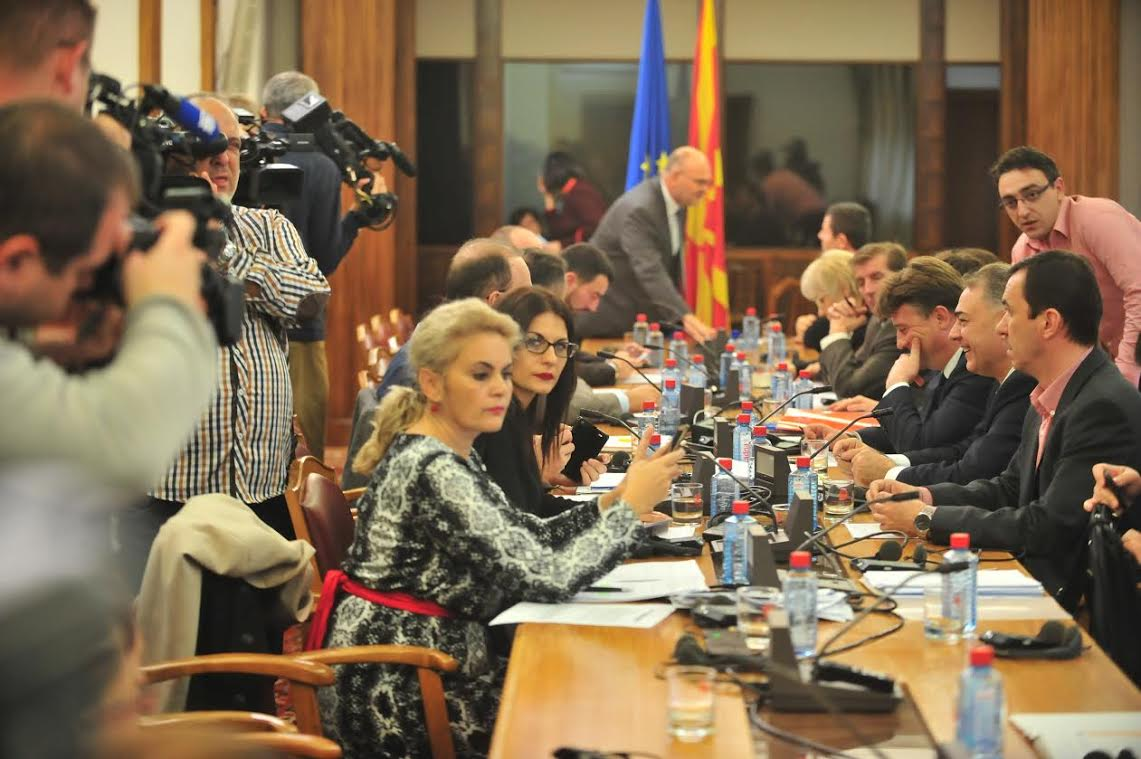Wiretapping affair in FYROM: Senior state officials summoned in hearings