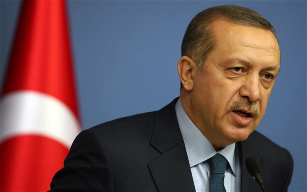 """Erdogan: """"We have to remove dual-headed system"""""""