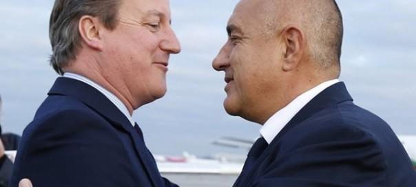 David Cameron, Bulgarian PM discuss UK's EU reform proposals, security