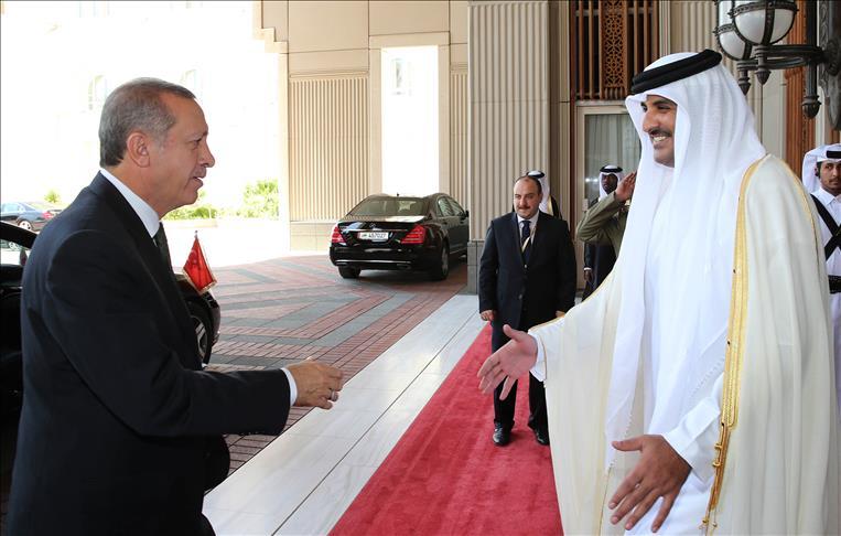 Ankara makes preparations to buy gas from Qatar