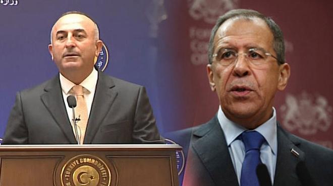 Lavrov accepts talks with Turkish FM in Belgrade
