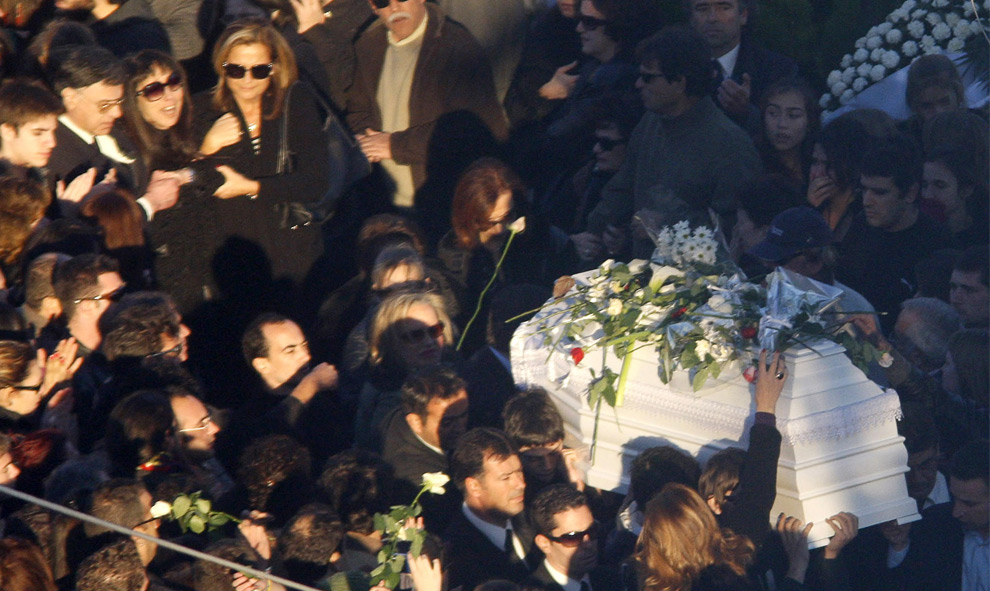 6,000 police officers on the anniversary of the murder of Grigoropoulos