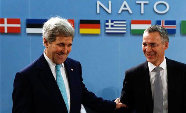 John Kerry andJens Stoltenberg to visit Romania in 2016