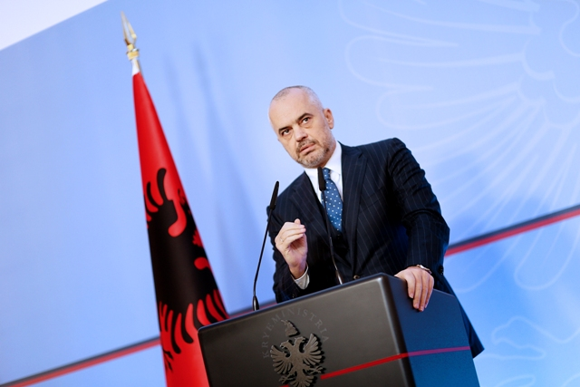 Rama: We have faith on the Venice Commission, referendum is the best way