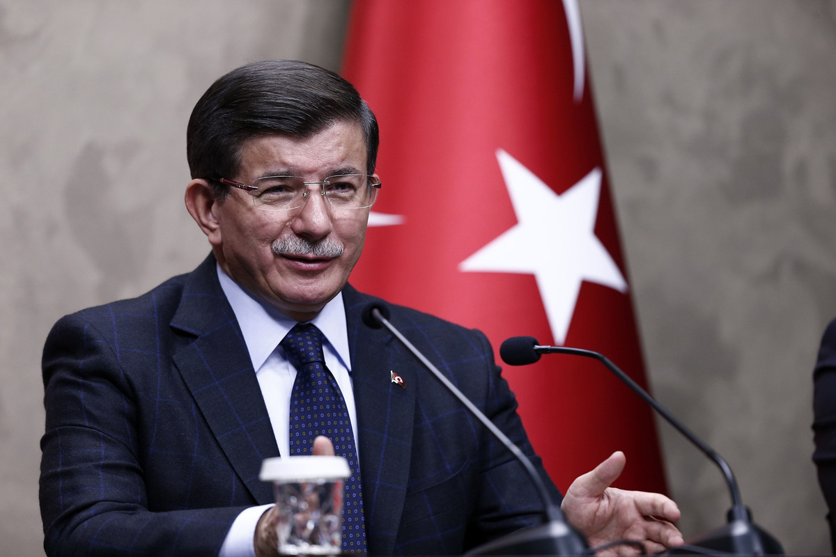 Davutoglu: Turkey to lessen effects of Russia dispute
