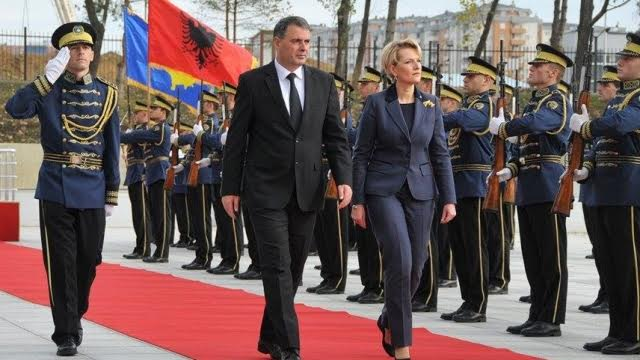 Dialogue is the only solution for the current situation, Albanian Defence Minister says
