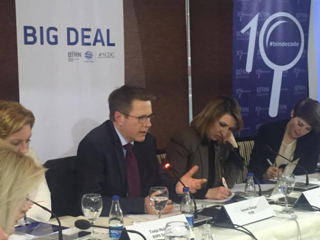 Zbogar: Dialogue with Serbia has no alternatives, but there must be transparency