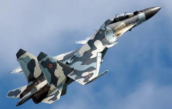 Ankara: A Russian warplane violated the Turkish airspace