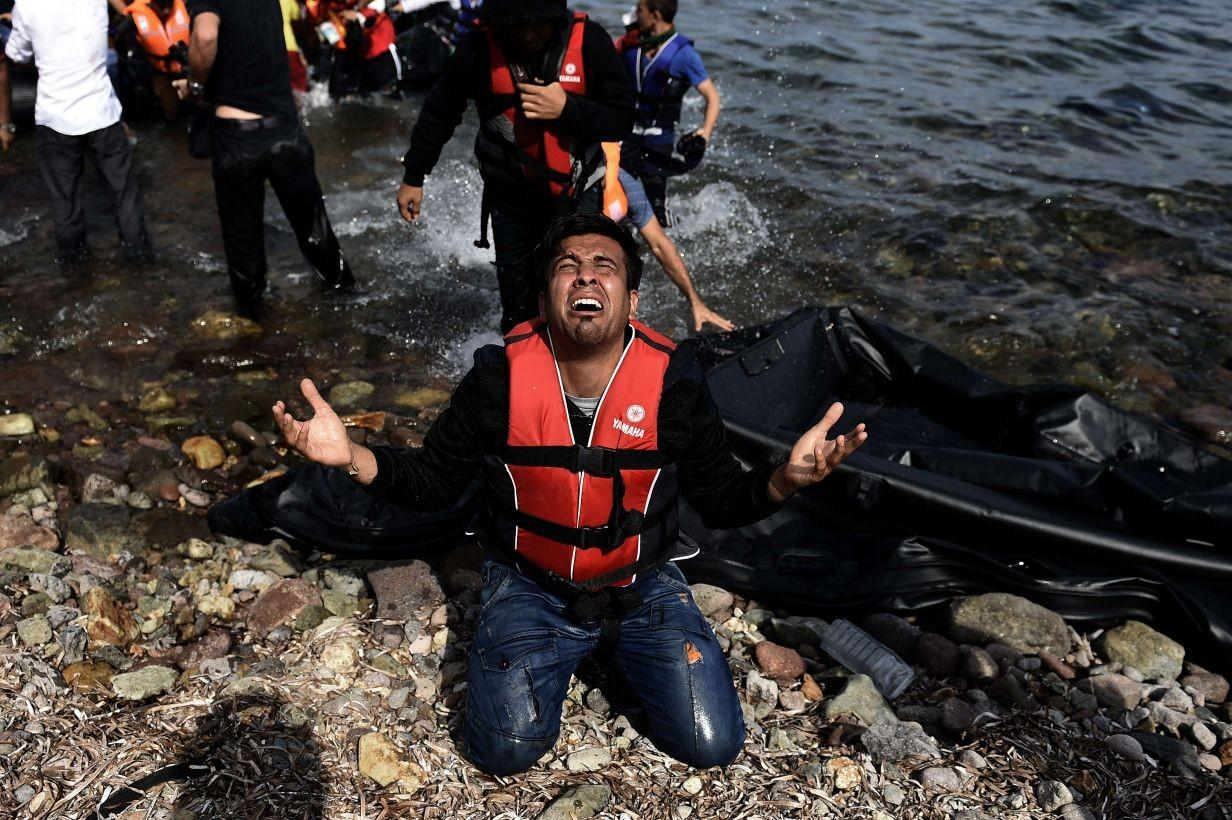 70 drowned in the Aegean -17 children among them