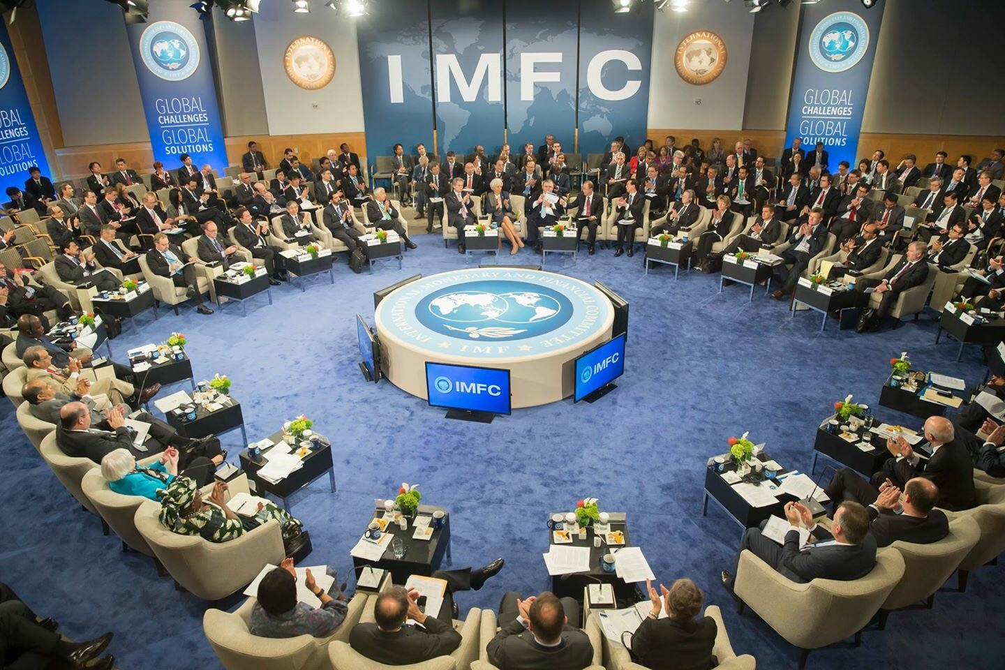 IMF calls Cyprus for continuation of fiscal policy