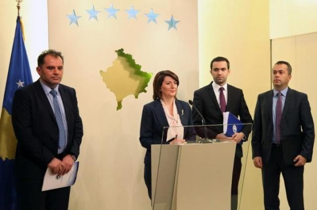 President Jahjaga continues her tour for economic development throughout the country