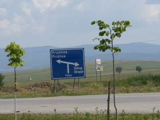 Skopje is envisaging the highway project with Kosovo