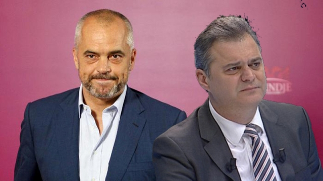 Official candidate against Edi Rama for the post of Prime Minister and head of the SP