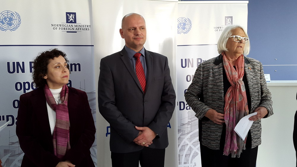 Norway has been instrumental in BiH's recover from the floods