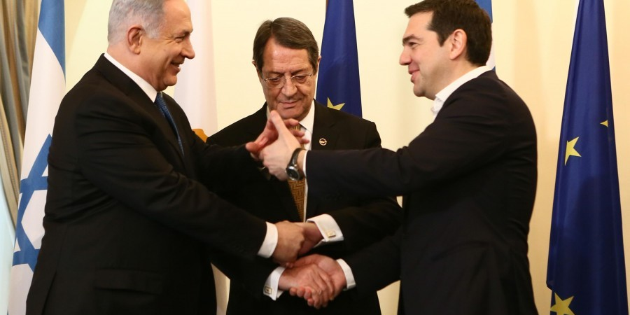 Cyprus, Israel and Greece cooperate in gas exploration