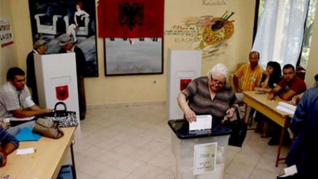 New election reform in Albania