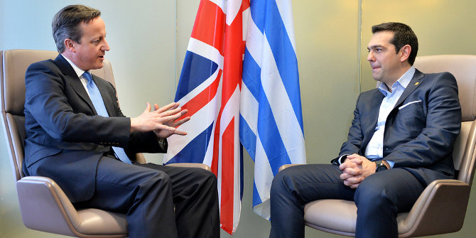 Alexis Tsipras will be in London February 3-4