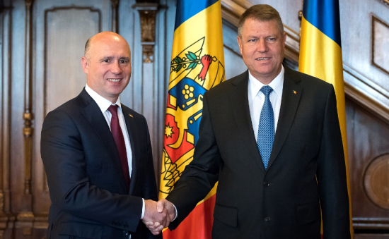 Romania sets terms for financial aid to Moldova