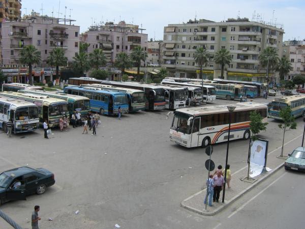 New law on interurban transport in Albania