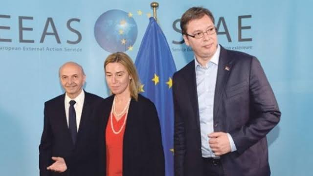 Kosovo and Serbia continue their talks for the normalization of relations