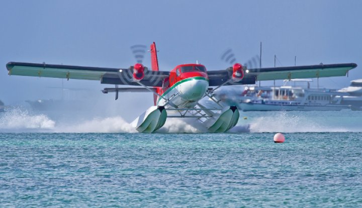 Seaplanes might start flights in the Ionian this summer