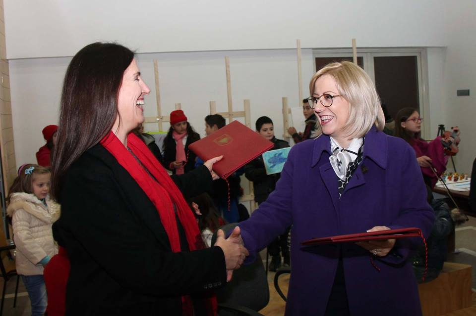 Education through culture of the Albanian youth