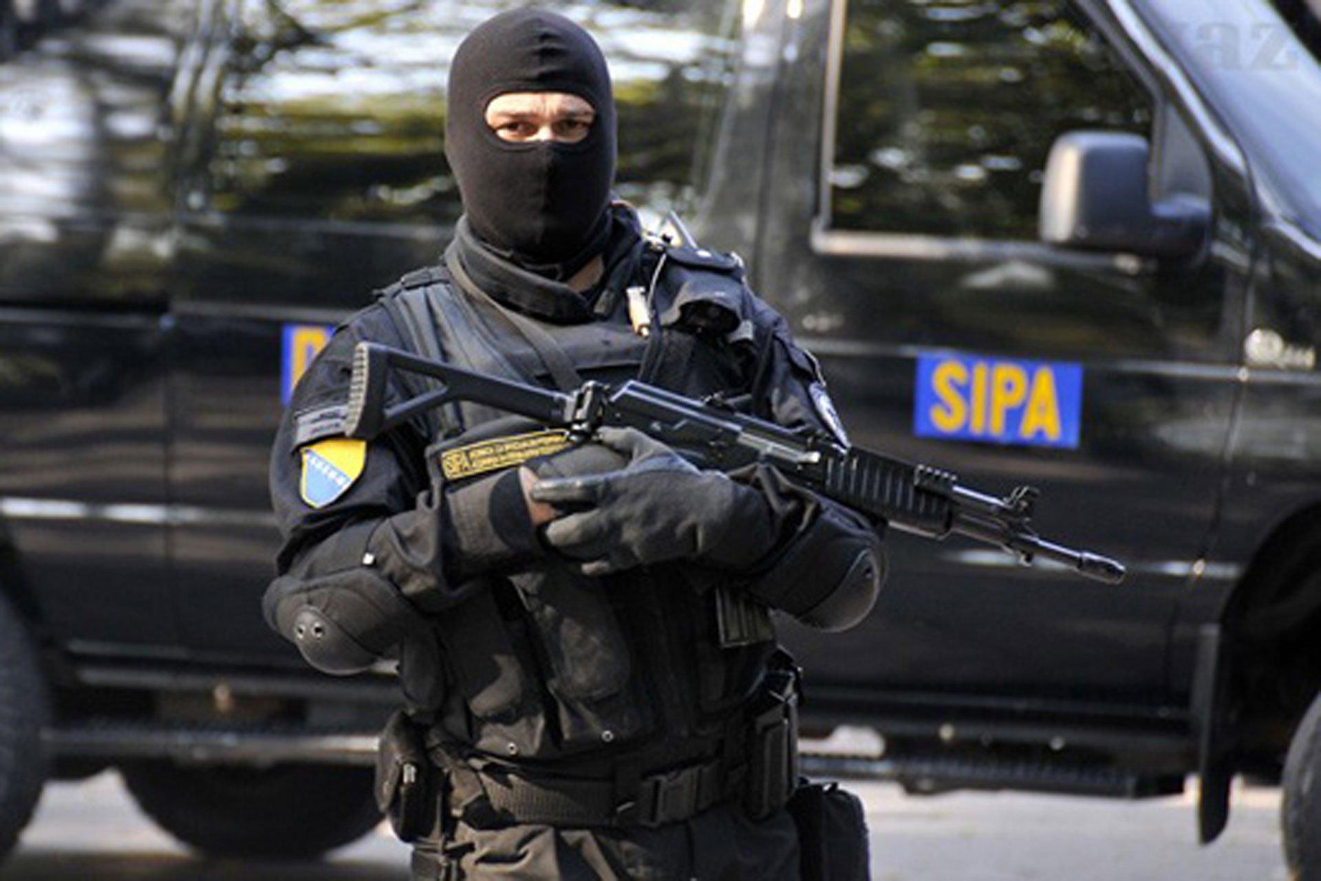 BiH: SIPA arrests person suspected of financing terrorist activities