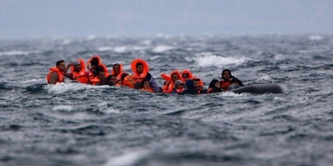 Thirteen children among the 42 refugees who drowned