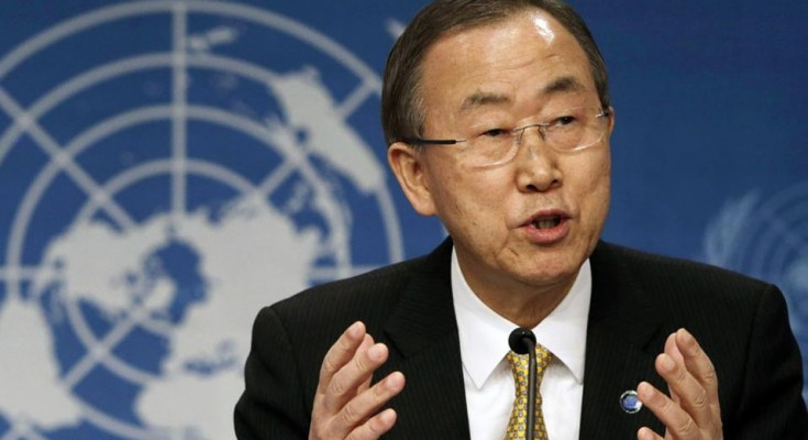UN SG got a 'clear picture' of Cyprus talks after Davos meeting, Spokesman says