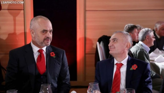 "Political ""marriage"" of the Albanian government is safe, Prime Minister Rama says"