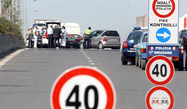 New changes come into effect in the Albanian Road Regulation