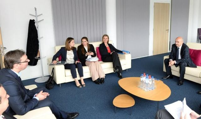Brussels: Another high level meeting between Kosovo and Serbia