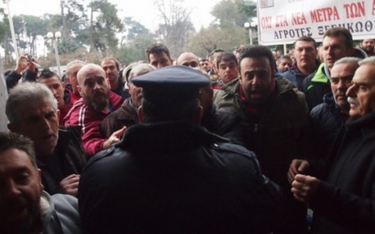 """Farmers, worker unions, physicians rally against pension reform –minister held """"hostage"""""""