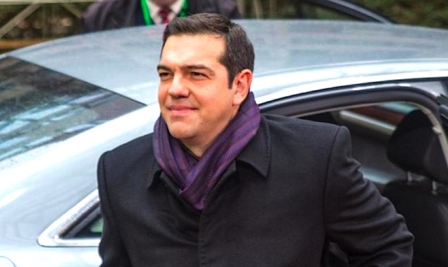 Pension reform puts Greek government under pressure at home & abroad