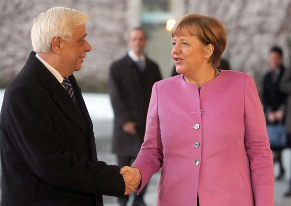 Pavlopoulos to Europeans: Do something about the debt and the austerity policy