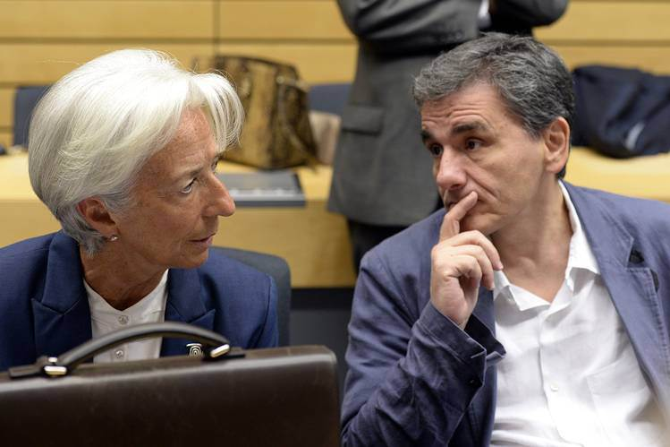 Tsakalotos: We want IMF's participation in 3rd bailout, quick conclusion of review to avert new vicious circle