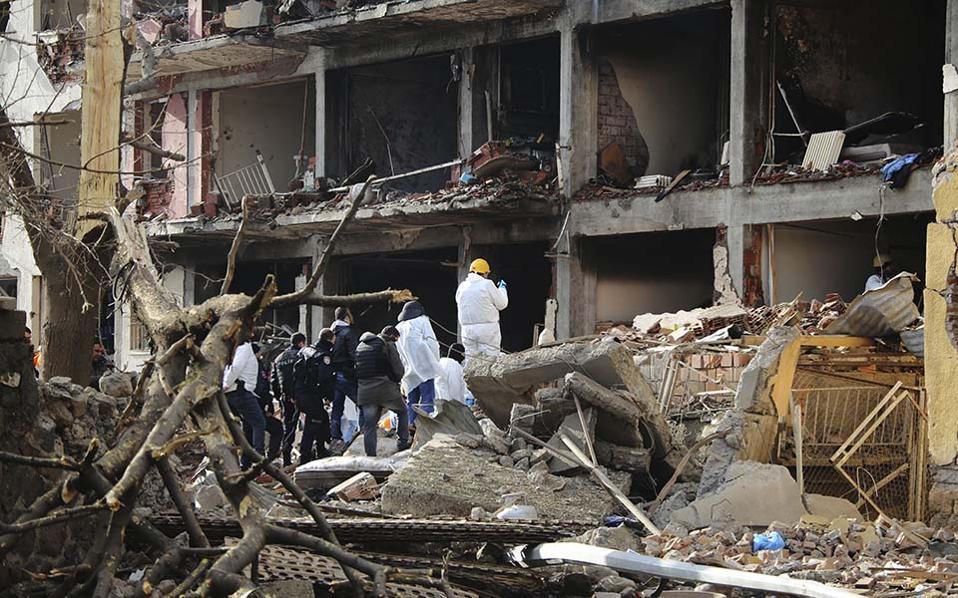 Terrorist hits shock Turkey