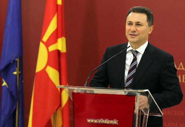 Gruevski resigns. Dimitriev appointed as new prime minister